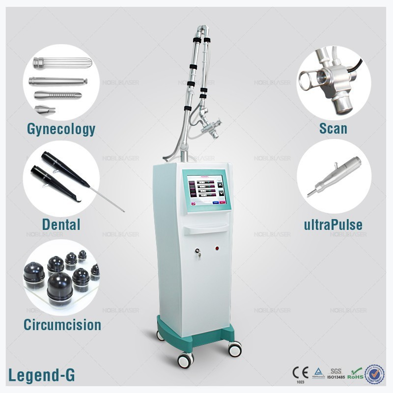 Professional Co2 fractional Laser scar removal Best For Acne Scars Fractional Co2 Laser GHY Beauty