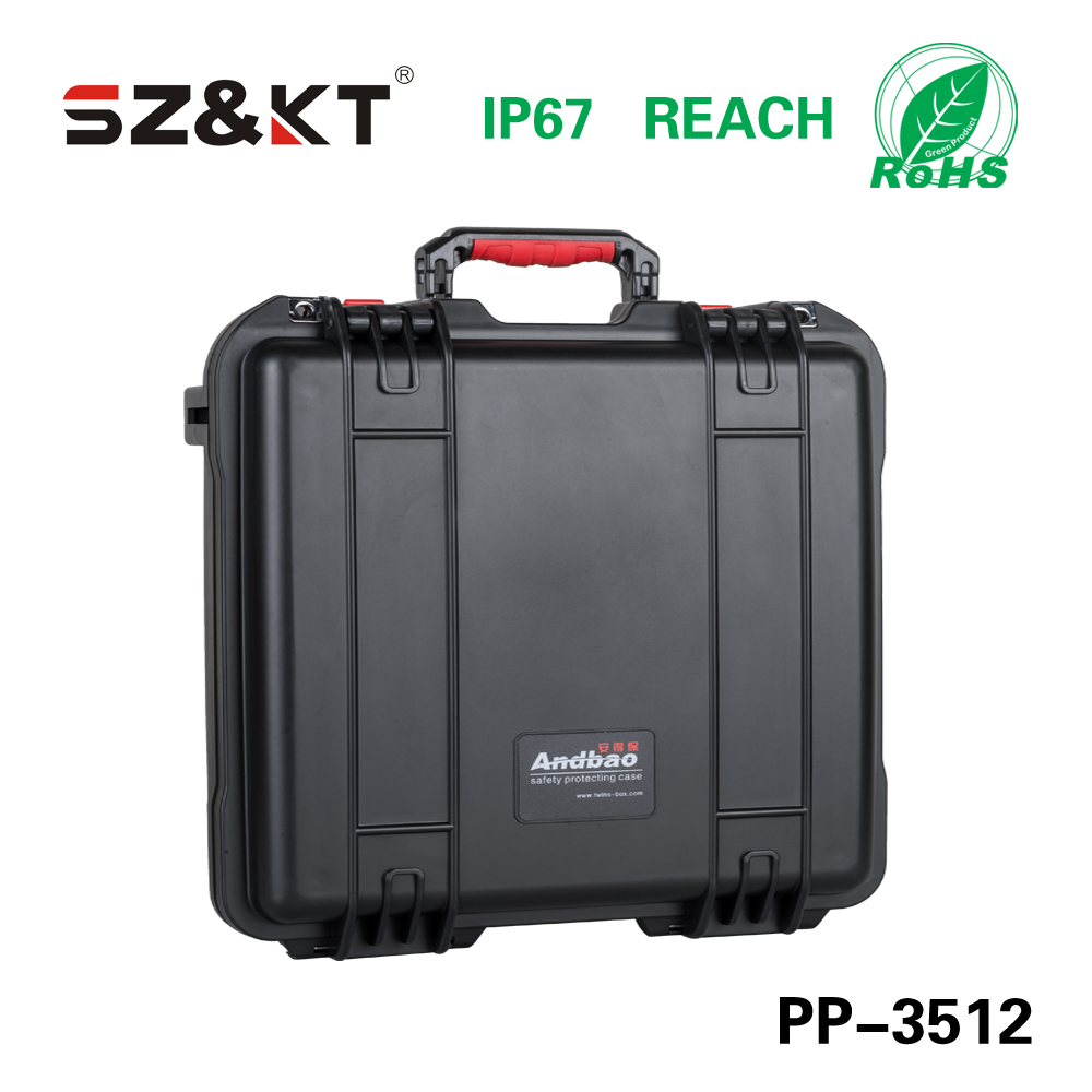 Hard Plastic Watertight Case for equipments
