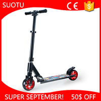 Cheap price kids adult kick scooter with CE