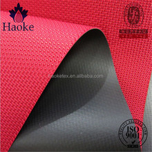high quality jacquard oxford 600D pvc coated fabric stock lot