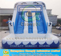 attractive cheap inflatable water slides for sale