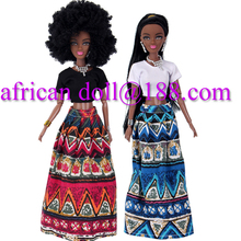 2017 New sex doll toy ! black fashion doll for girl african black doll