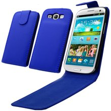 Leather Flip Case for Samsung Galaxy S3 i9300