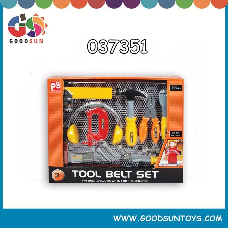 Hot selling kids power mechanical tools set toy
