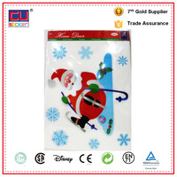 Factory Offer Removable 3d Vinyl Wall Art Stickers Window Decals For Kids