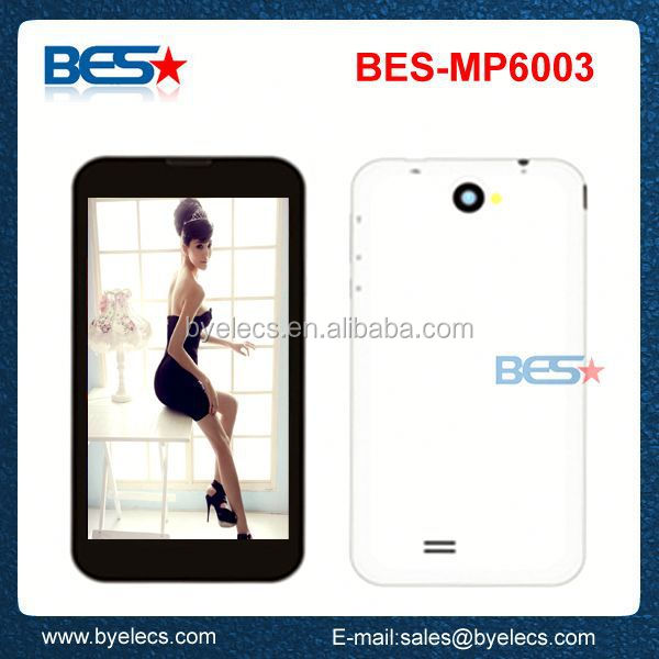 "Both tablet and smart phone 6"" MTK8312 3g phone call 6 inch tablet pc"