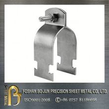 hot dip galvanized gi pipe clamp with accessories