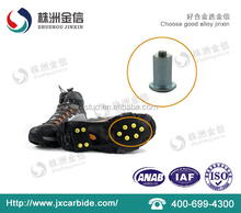 Anti-slip tire fit snow ice spikes snow tire stud ice cleats for shoes