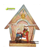 Polyresin Nativity souvenir craft