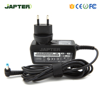 Factory sell 40w 19v 2.15a wall plug US/UK/EU plug universal laptop charger for acer