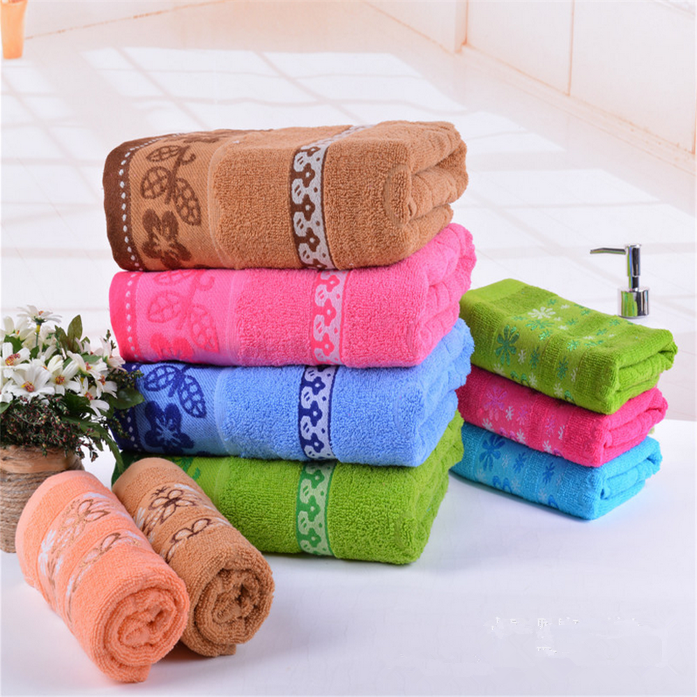 cheap wholesale terry cotton handuk bath towel for Indonesia