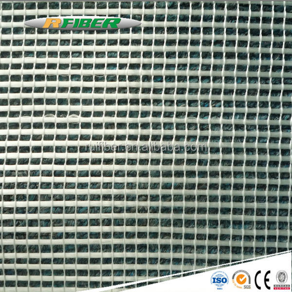 C-glass Fiberglass Mesh Glass Fiber Fabric Used For Cement Board