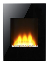 Wall mounted glass LED flame light cheap high efficiency electric fireplaces