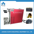 portable fiber laser marking machine for various materials with high precision