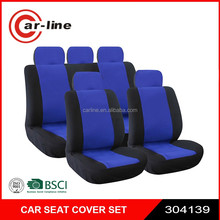 9PCS Durable Waterproof Polyester Car Seat Covers