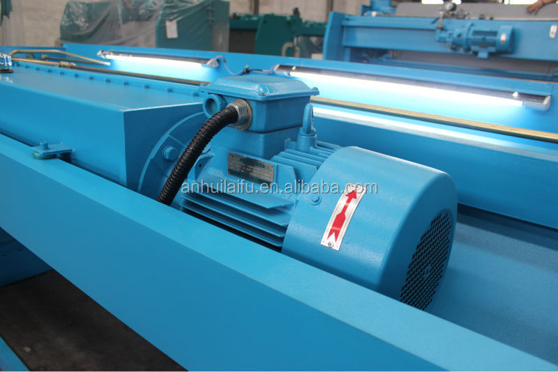 qc11y 40*2500 Hydraulic guillotine sheering machines, pneumatic shearing machines, Hydraulic Shearing Machine