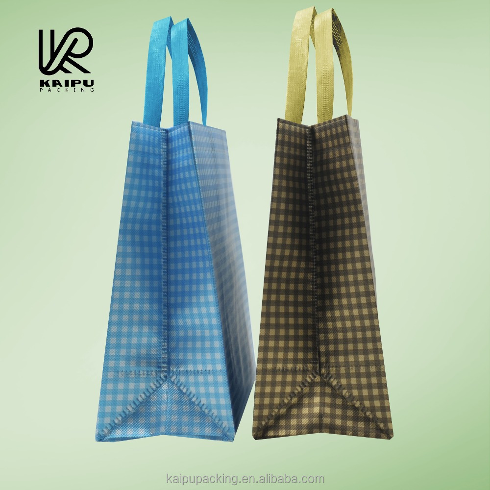 Nonwoven promotion handbags non woven bag supplier