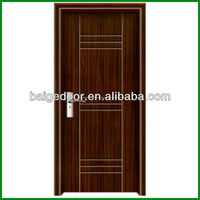 solid wood interior french door BG-P9029