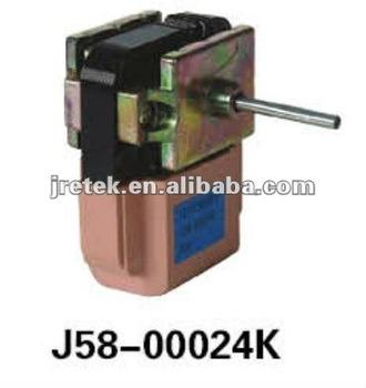 220v 60hz J58 00024k Refrigerator Motor View J58 00024k