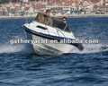 18ft fishing boat/ 5.5m sports boat , Half open boat ,Pleasure boat