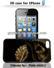 "Case for iphone 5s case with 3d flip effect,Funky 3D phone case for iphone 5 "" mobile cover made in china"