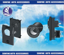 SUNFINE small switch panel which can be mixed serial switch panels usb +cigarette+voltmeter