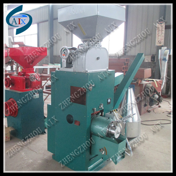 New design 1000kg auto rice mill/ industrial rice milling and polishing machine