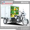 Hot brand LZSY Cargo tricyle/Three wheel motor/scooter /mini truck trike for disable