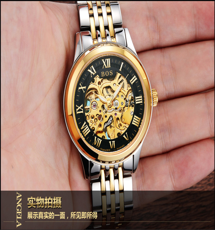 Branded Watch Japan movt watch prices Stainless Steel for Man