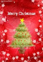 2013 New Cartoon Christmas greeting cards