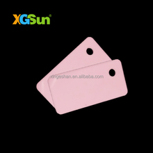 860-960mhz Uhf Passive Clothing Rfid Label Tag