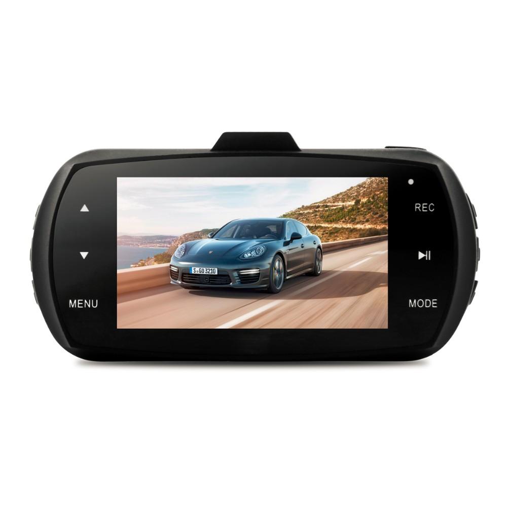 1440 P 2.7 K ADAS FCWS LDWS Nuit Vision 170 Degrés Vue Caméra Boîte Noire Dash Cam Ambarella A12