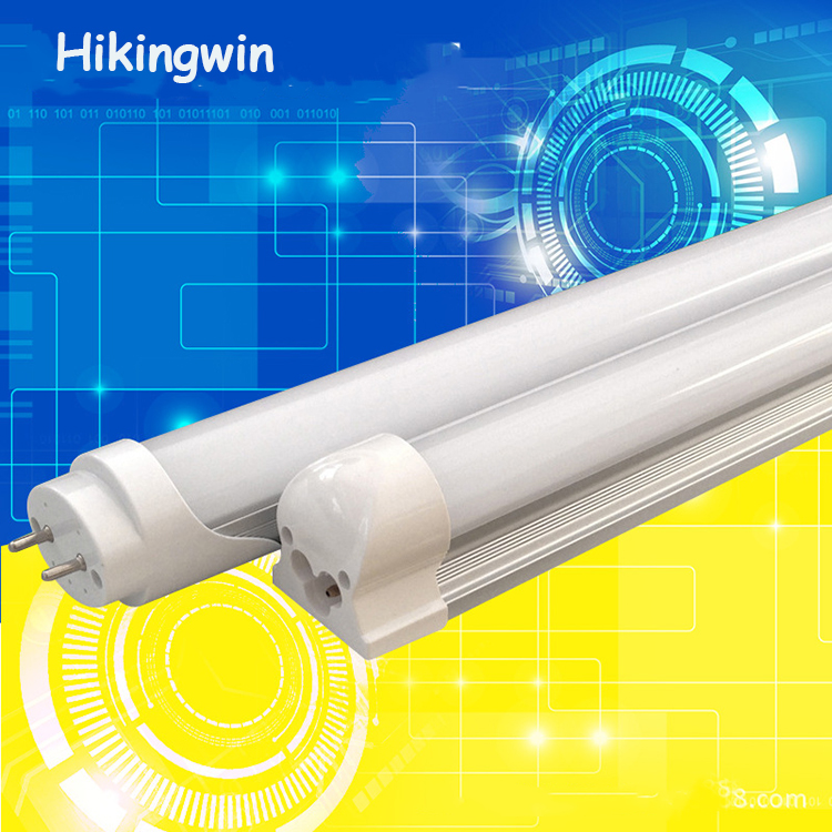 Hikingwin LIGHTING 2ft 3ft 4ft 5ft 6ft 9W 18W T5 T8 cheap tube light led tube 16W with CE ROHS