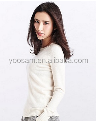 Cheap China wholesale clothing girl's knitwear fitness custom made blank knitwear