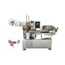 TKZ-01 High Speed Lollipop Wrapping Machine