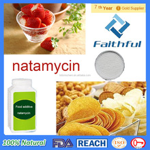 Natamycin Natural Food Preservative,Edible preservatives natamycin price Made in China