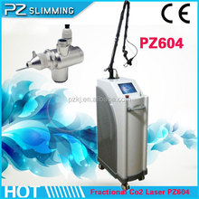 2014 PZ SLIMMING medical skin care new fractional co2 laser