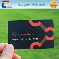 Factory supply full colors printing programmable rfid smart ID card