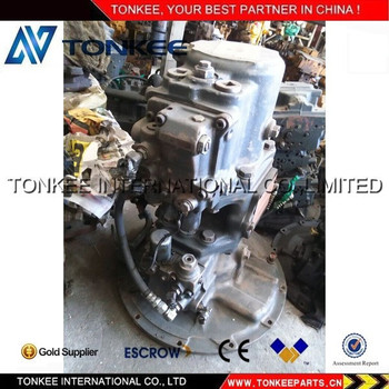 PC400-6 Pump Assy PC400LC-6 PC400-6 Hydraulic Main Pump for excavator