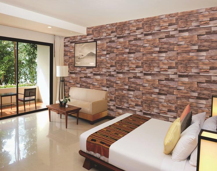 Howoo china wholesale room decor import 3d brick wallpaper for 3d brick wallpaper uk