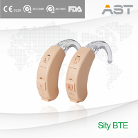 External Cheap Hearing Aid Behind the Ear in China