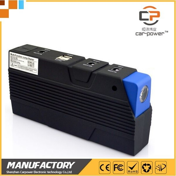 12V Car Jump Starter AUTO Engine Booster Start Battery