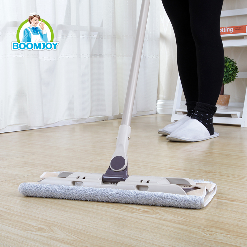 HOUSEHOLD CLEANING TOOL MICROFIBER FLAT MOP FLOOR CLEANING MOP