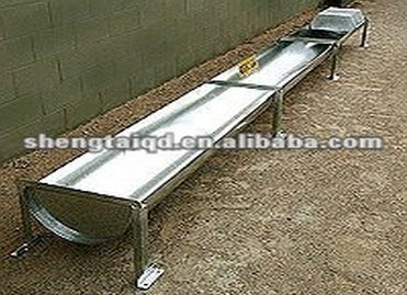 long metal horse water feeding trough for sale