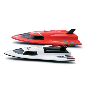 Hot selling kids rc speedboat toys cheap rc boats for sale