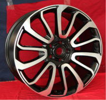"22"" wheels alloy wheels car rims big size wheels wholesale"