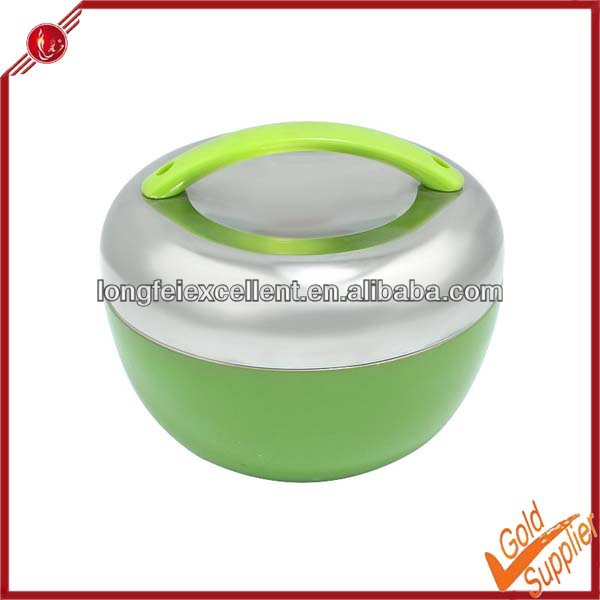 Wholesale Apple Shaped Stainless Steel Lunch Box