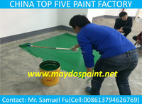 Profession Since 1995-Maydos Epoxy resin High Build Epoxy Paint Epoxy Floor Coating for Warehouse Floor Paint