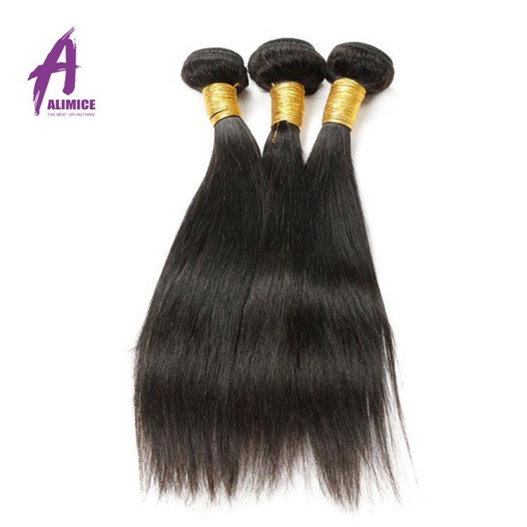 Cuticle Aligned Straight Grade 10A 100 Human Unprocessed Virgin Peruvian <strong>Hair</strong> In China