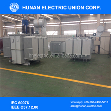 13.8kV Step Up/Down Power Transformer Three phase low loss